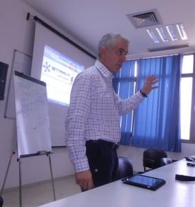 Intervento presso Università di Sousse, Tunusia