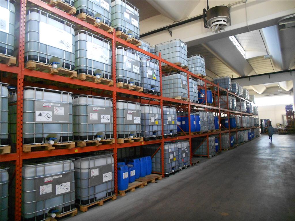 Lean in azienda prodotti chimici